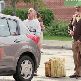 Apanhados: Como estacionar o carro